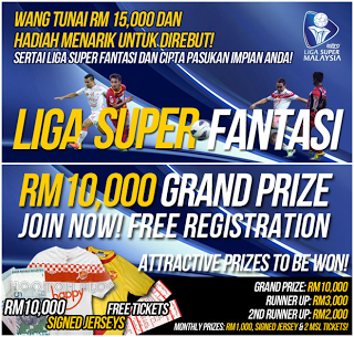 Liga Super Fantasi Senarai Mini-Leagues