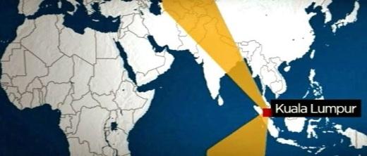 Laporan Penyiasatan MH370 Malaysia Penuh Semangat