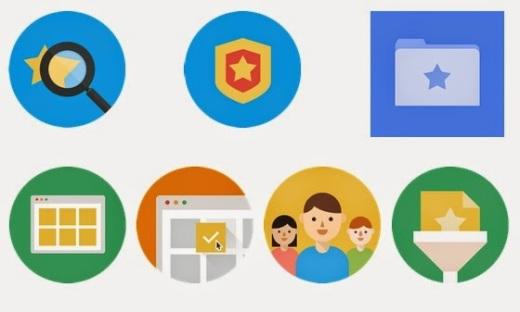 Apa itu Google Stars Bookmarking Service App