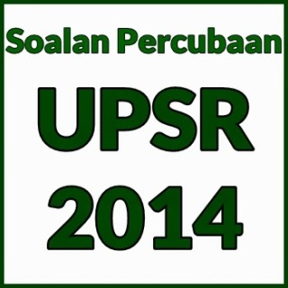 Set Soalan Peperiksaan Percubaan UPSR 2014