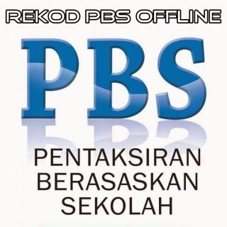 Rekod PBS Offline Modul KSSR Tahun 4