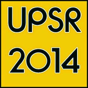 Selamat Maju Jaya Calon UPSR 2014