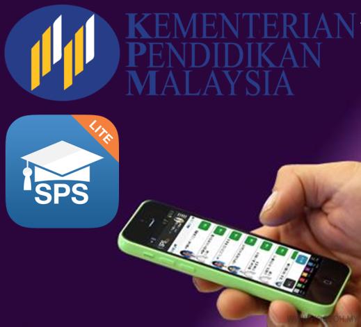 Aplikasi SPS Lite Modul Kehadiran Murid