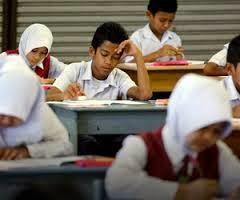 Pelajar Lemas menanti UPSR 30 September
