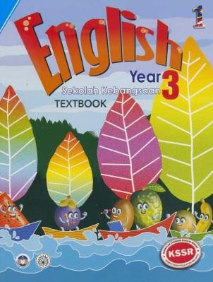 Koleksi Soalan English Year 3 KSSR