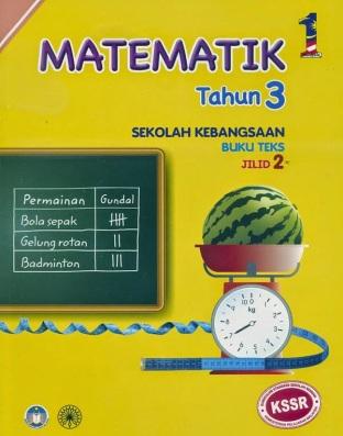 Koleksi Soalan Matematik Tahun 3 KSSR