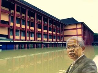 Sesi Persekolahan 2015 Negeri Terjejas Banjir