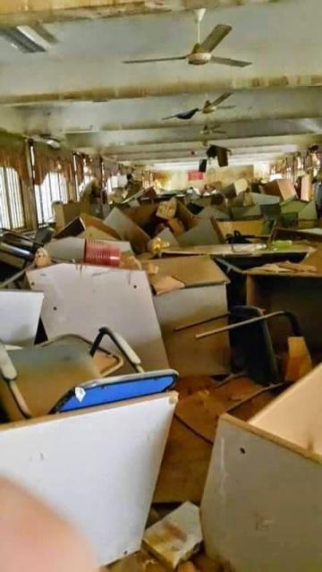 Kerosakan Banjir Sekolah di Terengganu RM14 juta